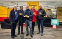 DGB wirbt für bezahlbares Wohnen in Siegen