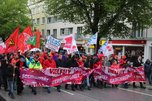 1. Mai 2018 in Hamburg, DGB-Kundgebung