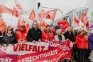 DGB Kundgebung in Gelsenkirchen