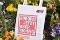"""Aktionstag 20. Mai 2019 in Saarbrücken vor der """"Europa Galerie""""."""