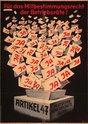 Kampagnenplakat 1947
