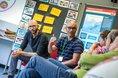 Sommerwerkstatt des DGB-Zukunftsdialogs in Hattingen