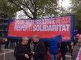 DGB-Kundgebung 1. mai 2017 in Gelsenkirchen mit DGB-Vorsitzendem Reiner Hoffmann