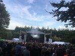 "Reiner Hoffmann Letzter Termin auf der Sommertour2019: Festival ""Jamel rockt den Förster"""