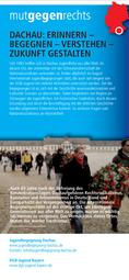 Dachau: Erinnern – begegnen – verstehen – Zukunft gestalten
