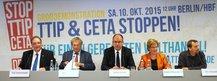 TTIP und CETA stoppen! – Für einen gerechten Welthandel!