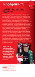 "Fanprojekt gegen Naziklamotten: ""Weißt Du was Du trägst?"""