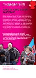 Marxloh stellt sich quer: Hand in Hand gegen Rassismus