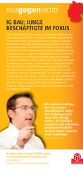 IG BAU : Junge Beschäftigte im Fokus