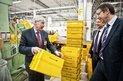 Werksbesichtigung Deutsche Post AG