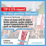 Zitate TTIP