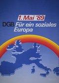 Mai-Plakat 1989