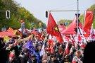 1. Mai in Berlin: Kundgebung