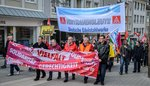 1.-Mai-Demonstration in Siegen