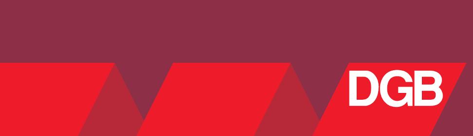 Logo 60 Jahre DGB
