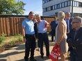 DGB-Sommertour 2018, DGB-Vorsitzender Reiner Hoffmann