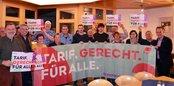 Franken-Akademie Schloss Schney: DGB für Stärkung der Tarifbindung