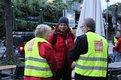 Gewerkschafterinnen und Gewerkschafter fordern gerechte Rentenpolitik bei Aktionen in ganz NRW