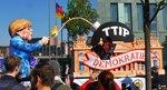 Bilder Demo Stopp TTIP & Ceta Berlin am 10.10.2015