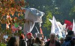 Bilder Demo Stopp TTIP & Ceta Berlin am 10.10.2015