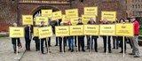 Stefan Körzell (DGB-Bundesvorstand) bei DGB-Aktionen gegen Mietenwahnsinn in Lübeck