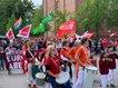 1. Mai-Demo in Potsdam