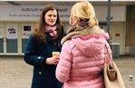 DGB-Aktionen gegen Mietenwahnsinn in Recklinghausen