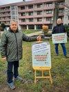 Ehemaliges Alten- und Pflegeheim der Maiacher Stiftung in Lichtenfels