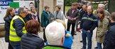 Aktion in Mannheim für Übernahme der Servicegesellschaften in Tarif