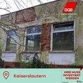 Verfallenes Gebäude in Kaiserslautern