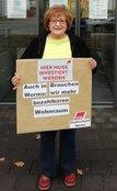 Erika Roth: Wir fordern, endlich auch Worms mehr bezahlbaren Wohnraum zu schaffen.