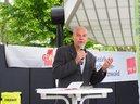 Dieter Bürk, Vorsitzender DGB Stadtverband Karlsruhe