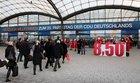 Mindestlohnaktion CDU-Parteitag Hannover