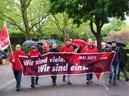 Demo 1. Mai 2017 Karlsruhe