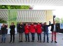 1. Mai Karlsruhe: Brüder zur Sonne