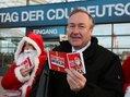 Der niedersächsische CDA-Vorsitzende Max Matthiesen wirbt für den Mindestlohn.