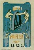Plakat 125 Jahre 1.Mai