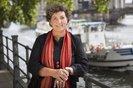 Porträt Anja Piel, Mitglied des geschäftiführenden DGB-Bundesvorstands