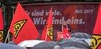 DGB-Kundgebung am 1. Mai 2017 in Stuttgart