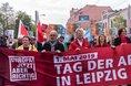 Zentrale DGB-Kundgebung zum 1. Mai 2019 in Leipzig