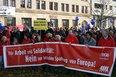 Europäischer Aktionstag in Dresden