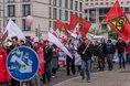 Zentrale Kundgebung zum 1. Mai in Leipzig