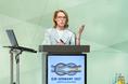 Annette Niederfranke, ILO, L20 Gewerkschaftsgipfel in Berlin