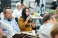 Prihanani Boenadi, Indonesien KSPI, L20 Gewerkschaftsgipfel in Berlin