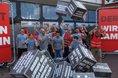 "Aktion beim Generationendialog am 4.9.2018 der IG Metall ""Rentenretter"""
