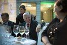 Peter Ammon, Staatsekretär im Auswärtigen Amt, John Monks, Generalsekretär des EGB