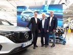 Reiner Hoffmann Sommertour 2019 Mercedes-Benz Werk Hamburg