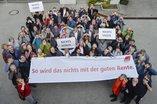 Rentenaktionstag in München