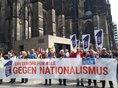 """Großdemo am 19.5. in Köln """"Ein Europa für alle""""."""