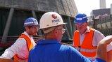 Betriebsbesichtigung RWE Kohlekraftwerk Ibbenbüren
